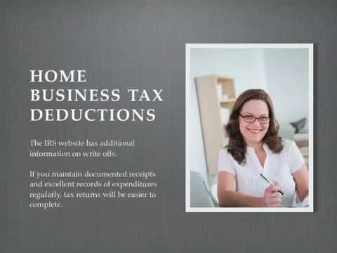Small Business Tax Deductions + How to Save Money on Taxes