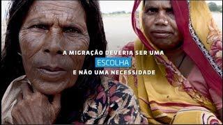 Dia Mundial da Alimentação 2017: A migração deveria ser uma escolha