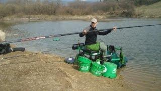 Matsfishing testuje zanęty Sars