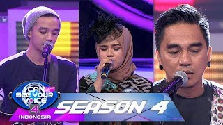 Video STANDING OVATION! DIVA SIRKUS, ENDA, ONCY [TERCIPTA UNTUKKU] - I Can See Your Voice (14/1) MP3, 3GP, MP4, WEBM, AVI, FLV Maret 2019