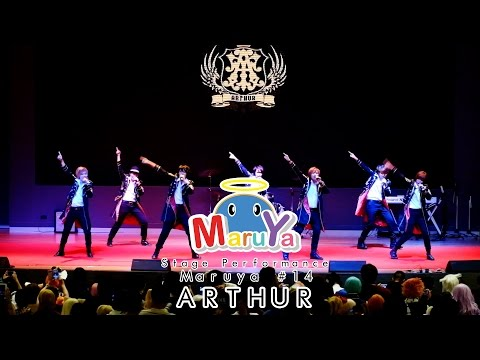 Maruya #14 Stage Performance – ARTHUR
