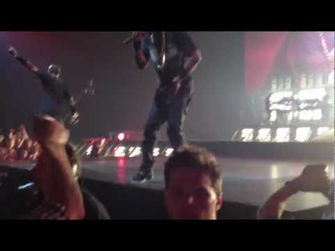 All of the Lights/Big Pimpin'/Gold Digger/99 Problems -  Jay-z & Kanye West live in Oslo