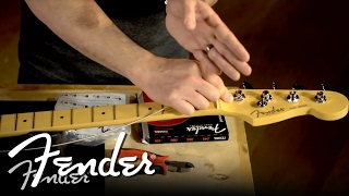 How To Change Your Bass Strings