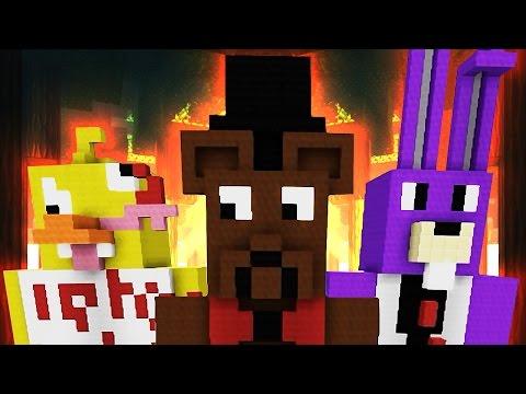 Drunk Minecraft #65   FIVE NIGHTS AT MINECRAFT