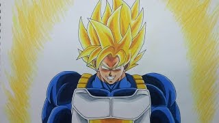 New videoo!, Speed drawing of Goku Ultra Super Saiyajin!, please share share the video if you like it, that will help me a lot!Votation for next drawing!Please leave a comment with one of these characters options,  you will see the winning character next monday.A) Frieza final formB) Perfect CellC) Piccolo *The votation will close next friday*SUBSCRIBE!!: https://goo.gl/7rRQe5  * Facebook page:  https://www.facebook.com/Aivanesp-Art-905838372838070/?fref=ts