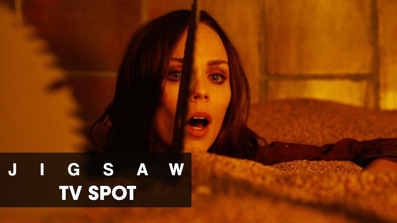Jigsaw (2017 Movie) Official TV Spot – 'Masterpiece'