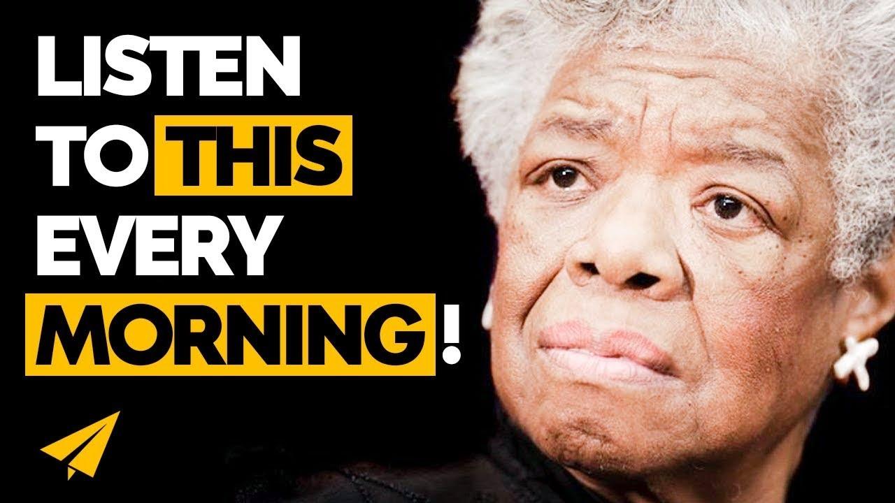 AND STILL I RISE Mashup (Maya Angelou / Serena Williams / Nicki Manaj / Alicia Keys)