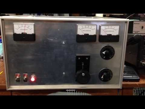 3CX800A7 AMPLIFIER 10 - 160m