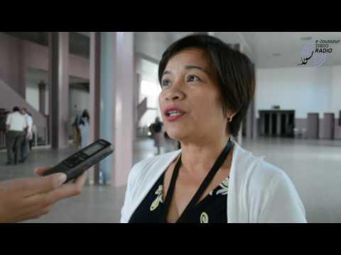 Tetet Lauron Philippines / IBON International
