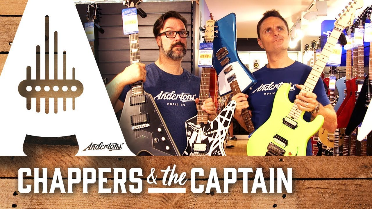 Choosing A New Guitar For Under £500!