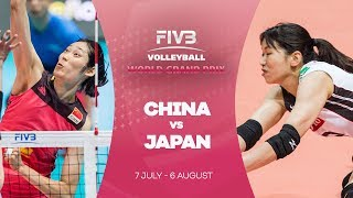 The reigning Olympic champions China beat Asian rivals Japan for the sixth time in Hong Kong.