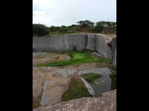 Pedreira em Belém do Brejo do Cruz/PB