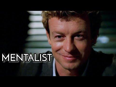 """Patrick Jane Best scene in """"The Mentalist"""""""
