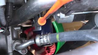 5. 2012 Honda Fit 1.4L Engine Oil and Filter Change