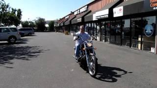 4. 1996 Harley Davidson FXDWG Wide Glide