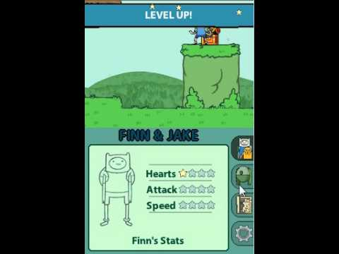 Adventure Time NDS