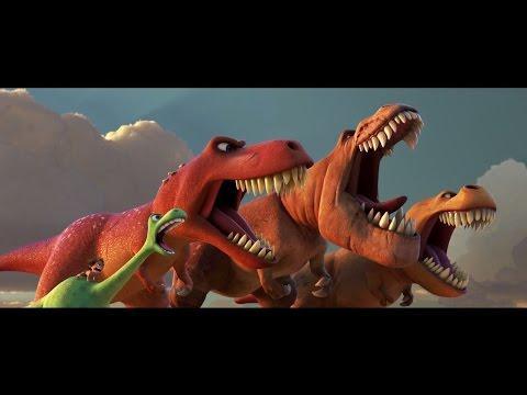 Filmes de animação completos dublados 2017 lançamento - The Good Dinosaur - Trailer 2 (Nederlands ondertiteld)  - Disney•Pixar NL