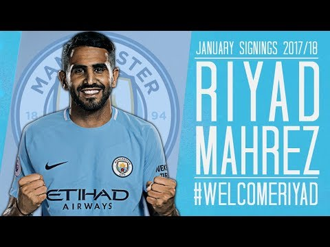 Video: BREAKING: Manchester City Bid £65M + A Player For Riyad Mahrez! | Transfer Talk