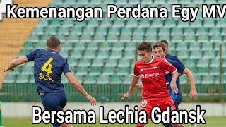 Download Video Kembali Tampil, Egy Raih Kemenangan Perdana || Lechia Gdansk VS Drutex-Bytovia 1-0 MP3 3GP MP4