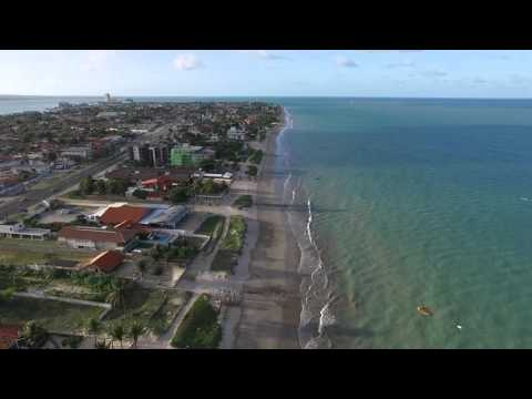 Phantom 3 Advanced - Camboinha Beach - Brazil