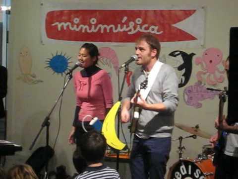 Sedaiós @ Minimúsica (Centre Cívic Sant Andreu), 28 de Novembre de 2009