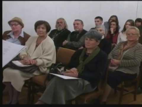 """Промоција зборника """"Слово Ћирилово"""""""