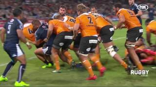 Cheetahs v Bulls Rd.2 Super Rugby Video Highlights 2017