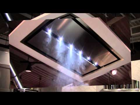 CIRRUS RANGE HOOD BY BEST - SORPRESA COLLECTION