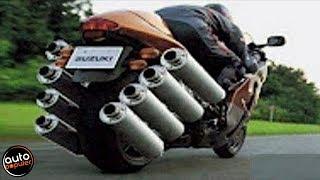 Video Gila-Gilaan! 10 Modifikasi Motor Paling Aneh Di Dunia MP3, 3GP, MP4, WEBM, AVI, FLV Juni 2019