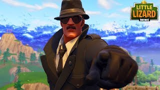 Fortnite Murder Mystery *NEW KILLER* Fortnite Short Film
