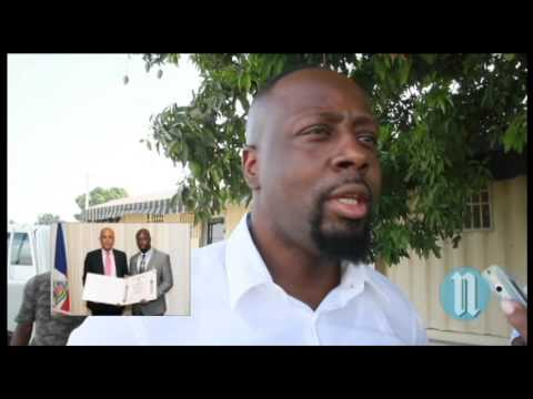 Wyclef Jean to return to Haiti for Presidential elections 2015