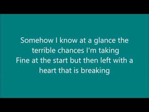 Tekst piosenki Michael Buble - Nevertheless (I'm In Love With You) po polsku