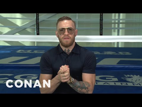 Conor McGregor's Strategy For Defeating Mayweather
