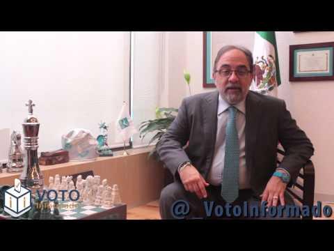 Luis Castro Obregón - Voto Informado UNAM