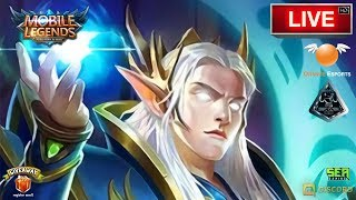 [Mobile Legends] Ranked Game Play 🔘 LIVE   Malaysia