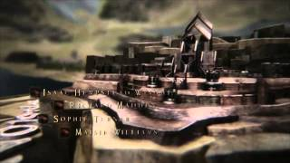 All variations of the Game of Thrones title sequence, from Season 1 to Season 3 (so far). Copyright Home Box Office (HBO)