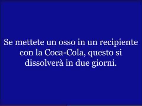 i veri devastanti effetti della coca-cola