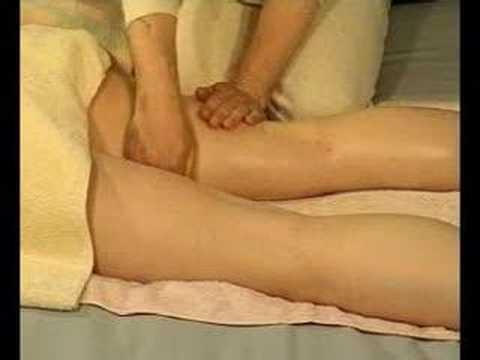 大腿按摩 thigh massage video