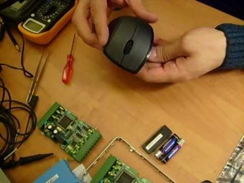 Как отремонтировать беспроводную мышку для компьютера