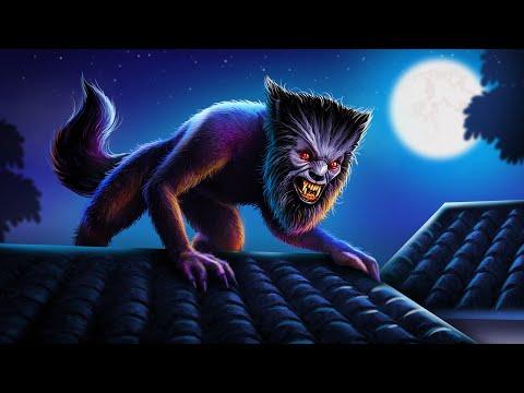 भूतिया भेड़िया से चुनौती - Ghost Wolf Challenge Story | Hindi Kahaniya | Scary Ghost Horror Stories