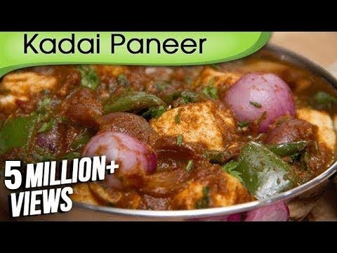 How To Make Kadai Paneer | Easy to Make Indian Homemade Main Course Gravy Recipe By Ruchi Bharani
