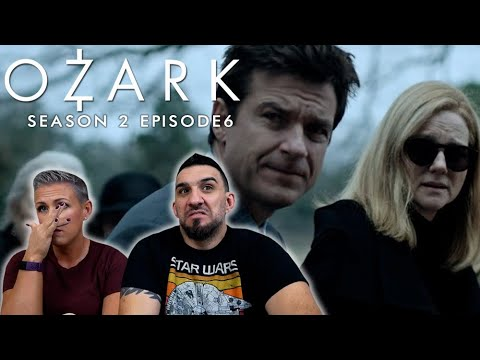 Ozark Season 2 Episode 6 'Outer Darkness' REACTION!!