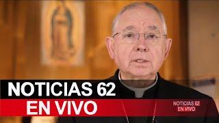 Feligreses esperan la reapertura de las iglesias – Noticias 62 - Thumbnail