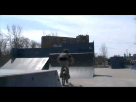MP-BMX afternoon park session: John Burnie & Shane Hernandez