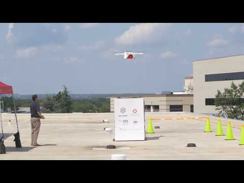NCDOT Launches 'First Flight' in Drone Pilot Program © NCDOTcommunications