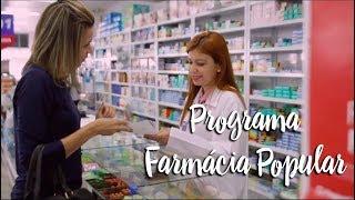 Pague Menos e Você - Programa Farmácia Popular