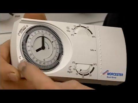 MT10RF Mechanical RF Thermostat