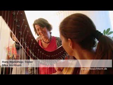 Harfenunterricht / Harp Workshop, Silke Aichhorn – Harfe / Harp