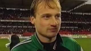 Sigurd Rushfeldt Topscorer 1997 bei Rosenberg Trondheim (norwegisch)