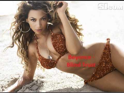 Tekst piosenki Beyonce Knowles - Blind trust po polsku
